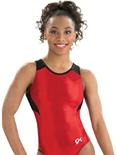 GK Elite Women s Black Pearl Gymnastics Leotard at Amazon Women s ... 6b6278d797b