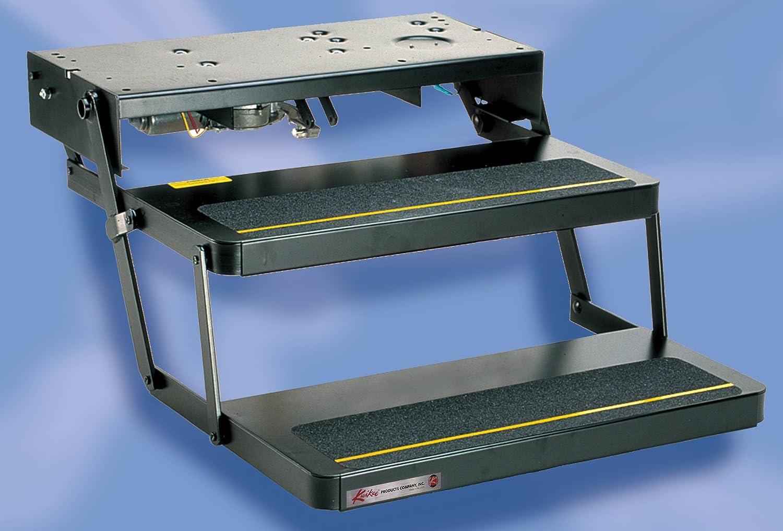 Kwikee 903209025 RV remolque camper doble paso w/Motor y unidad de control 24