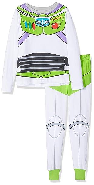 Toy Story Buzz Lightyear Dress Up, Conjuntos de Pijama para Niños: Amazon.es: Ropa y accesorios