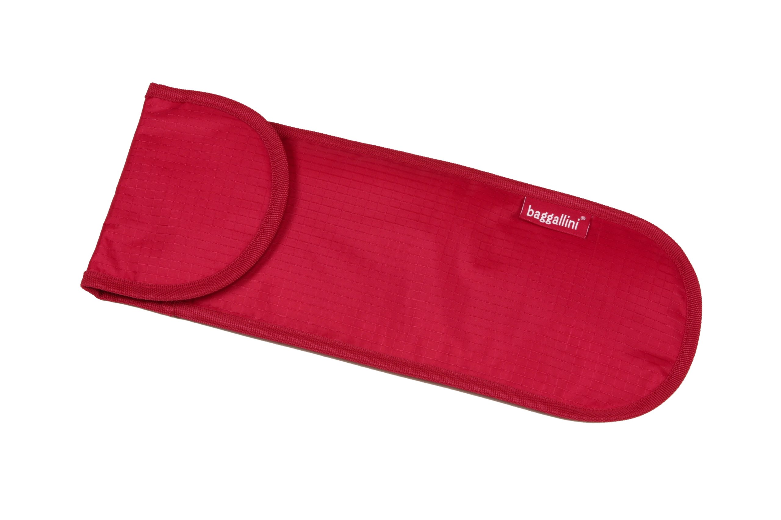 Baggallini Curling Iron Cover, Red, One Size