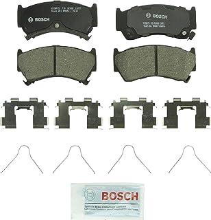 2001-2004 Avanti II; Chevrolet Bosch BC750 QuietCast Premium Ceramic Disc Brake Pad Set For Avanti 1998-2002 Firebird; Rear 1998-2002 Camaro; Pontiac