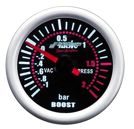 Simoni Racing BV/A - Indicador de presión Turbo