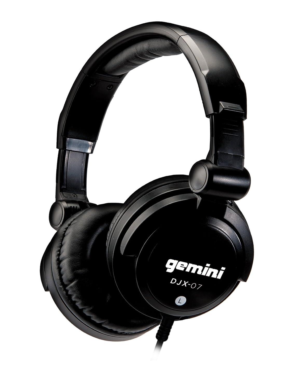 Gemini DJ DJX-7 Professional Dynamic Monitoring Headphones DJX07 Accessory Electronics Home Audio & Theater