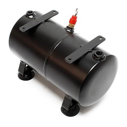 Wiltec Airbrush Kompressor AS189 Drucktank 3 L Druckbehälter Ersatzteil