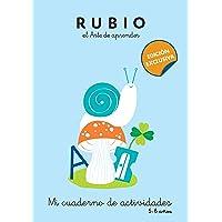 Mi cuaderno de actividades: 5 - 6 años (edición exclusiva) (Rubio. El arte de aprender)