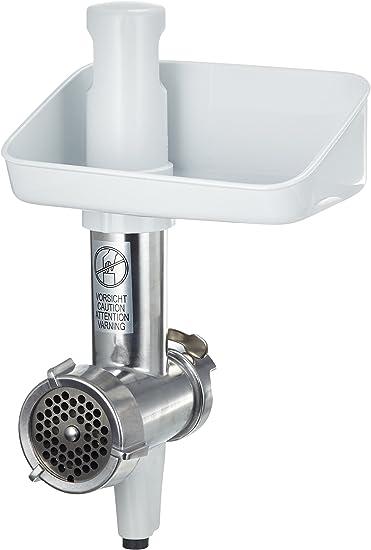 Bosch MUZ4FW3 - Picadora de Carne para Robot de Cocina de la Serie ...