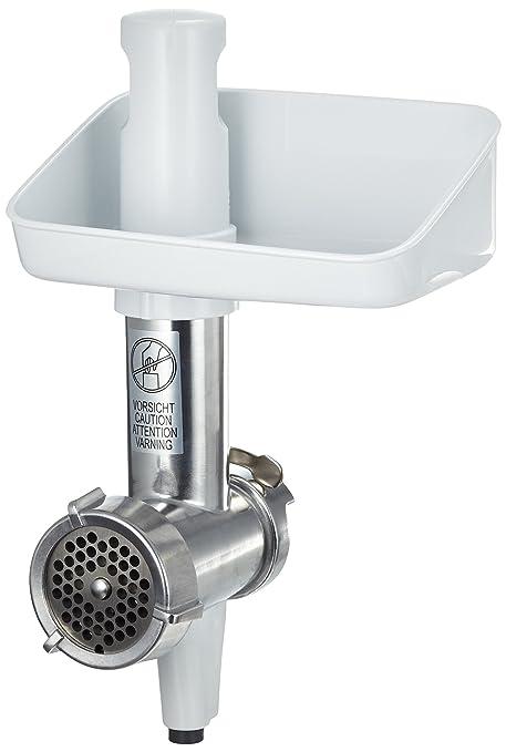 Bosch MUZ4FW3 Tritacarne ideale per il robot da cucina Bosch MUM4 ...