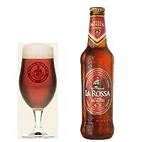 Birra moretti la rossa cl33x24pz gradazione alcolica 7.2% (083934)