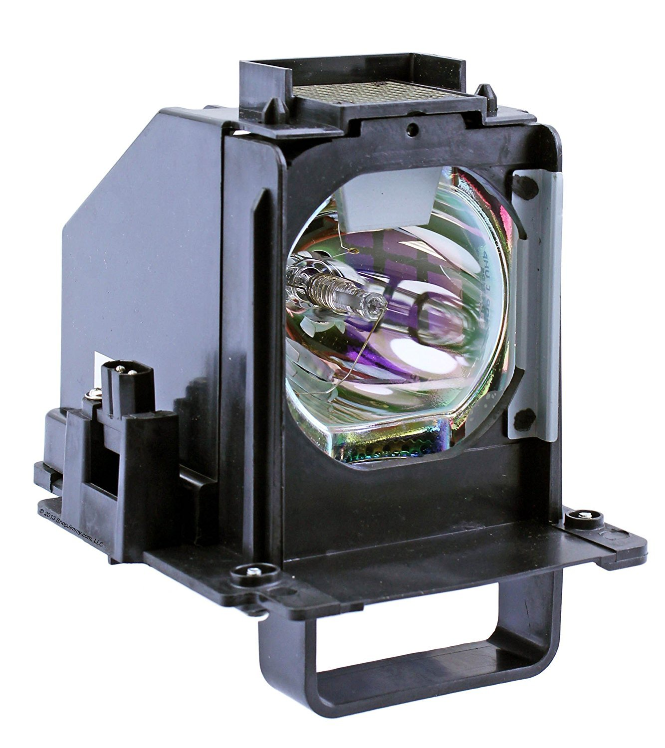 Ahlight Replacement Lamp with Housing for Mitsubishi WD-60C10,WD-60638, WD-60638CA, WD-60738 (915B441001) by BORYLI