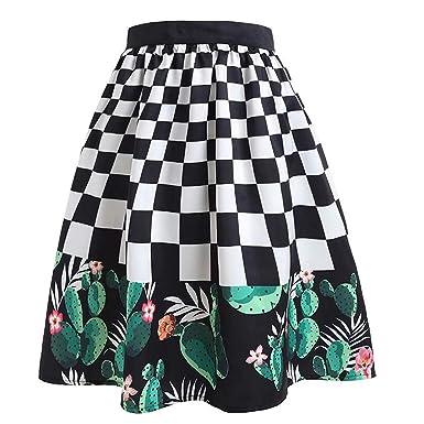 Faldas para Mujer Casual Verano para Falda De Moda Mujer Ropa ...