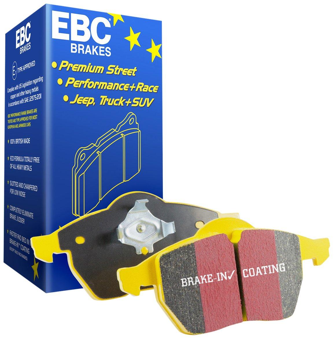 EBC Brakes DP42252R Yellowstuff Performance Brake Pad
