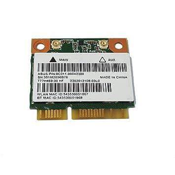 TRP Tarjeta WiFi ASUS X550ZA T77H469.00 0C011-00042300 ...