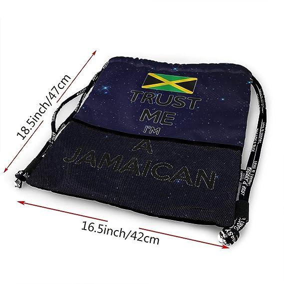 c19d7dba3e71 Amazon.com : SKB105BA Unisex Trust Me I'm Jamaican Beam Mouth ...