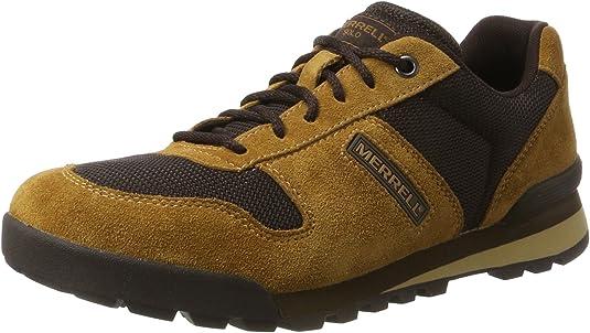 Merrell Solo, Zapatillas para Hombre, Marrón (Brown Sugar), 40 EU, 6.5 UK: Amazon.es: Zapatos y complementos