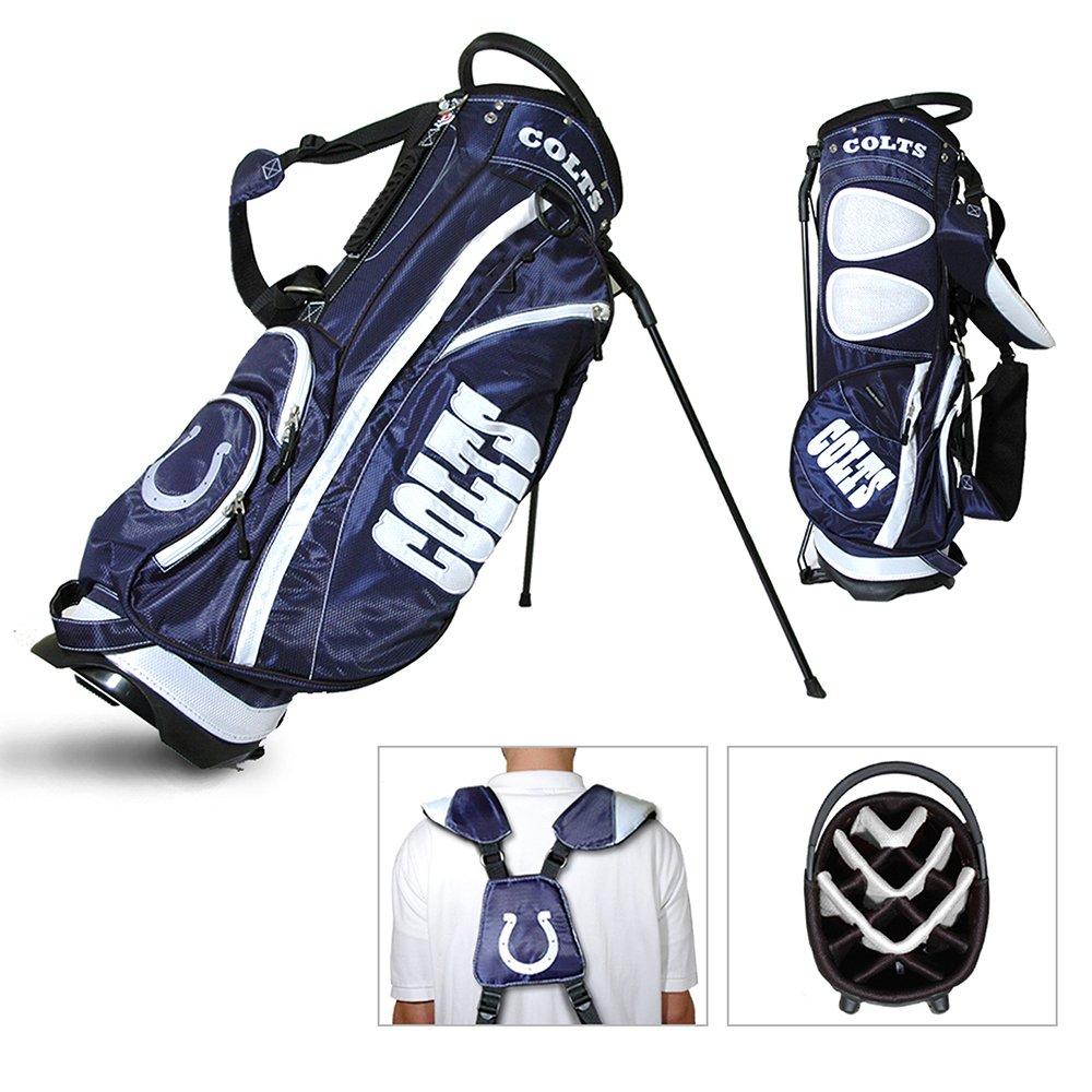 チームゴルフIndianapolis Coltsフェアウェイウッドスタンドゴルフバッグ B003ZHCBXE