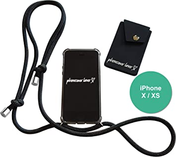 Correa para teléfono móvil de Phonecover Lover, incluye funda de ...