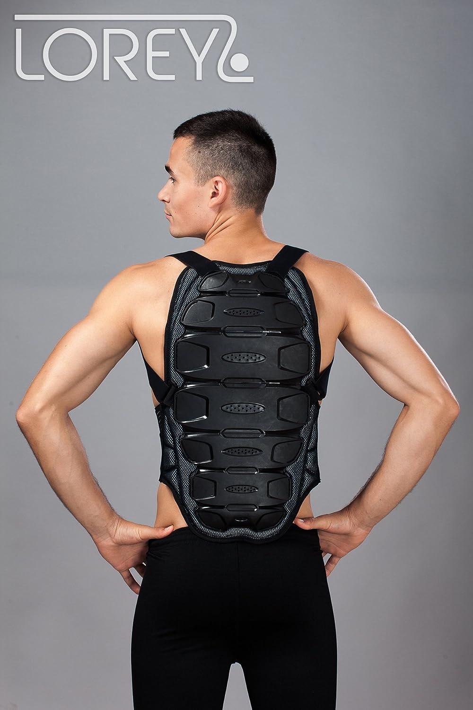 Hochwertiger Rückenprotektor, Back Protector, Wirbelsäulenschutz, Panzer Turtle