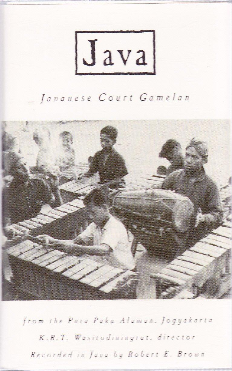 Javanese Court Gamelan/Java by Wea Corp