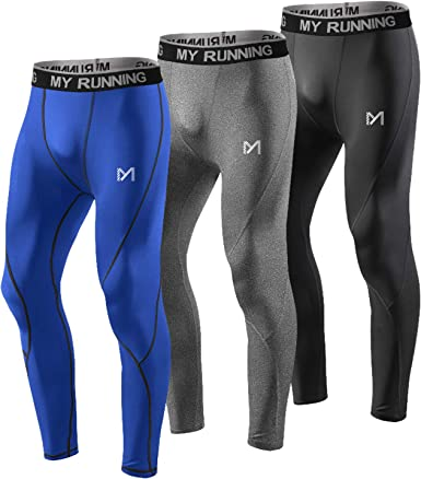 Select Men Compression Trousers Active Sportswear BaseLayer Leggings