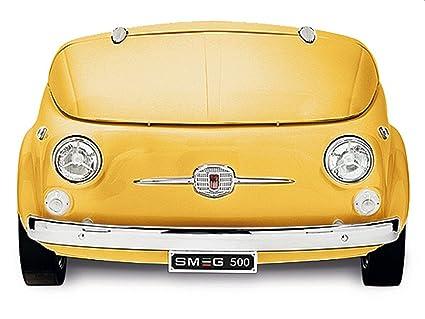 Smeg Kühlschrank Gelb : Smeg smeg g autonome l a gelb kühlschrank