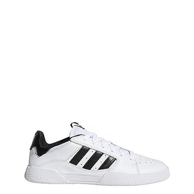 free shipping 7765a a4a28 adidas Vrx Low, Chaussures de Skateboard Homme, Blanc NegbásFtwbla 000, 40