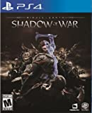 Middle Earth: Shadow Of War Oyun[Playstation 4]