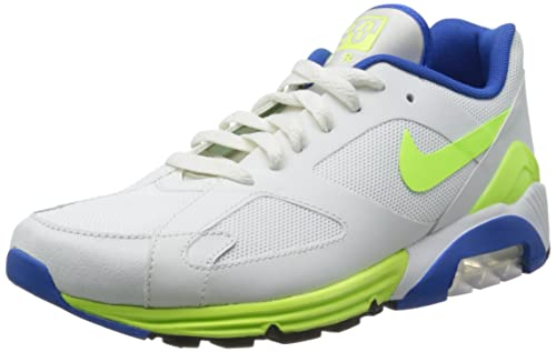 d24683460e27 Nike Air Max Terra 180 QS Summit White Hot Lime-Bl Spphr (US 8 ...