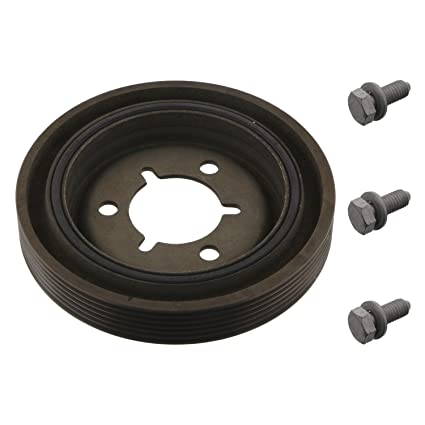 Amazon.com: Crankshaft Belt Pulley FEBI For PEUGEOT CITROEN 1007 307 Break Sw 0515.R4: Automotive
