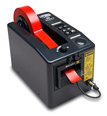 START International ZCM1000-2EU (M1000) Dispensador de Cinta Eléctrico, Ancho Máximo de