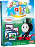 Mattel Games Thomas & Friends Make-A-Match Game