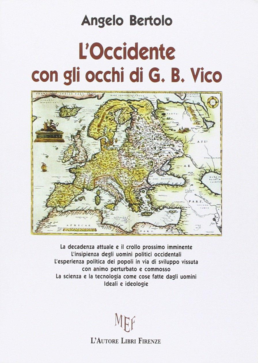 Download L'Occidente con gli occhi di G. B. Vico PDF