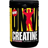 Universal Nutrition 100% Pure Flavored Creatine Monohydrate Powder, Fruit Punch, 500 Gram,1.1 Pound (Pack of 1),17.5Ounce