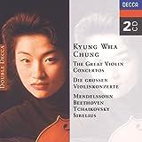 The Great Violin Concertos - M