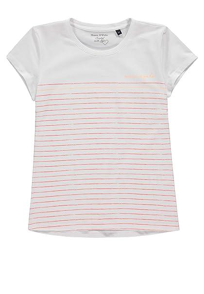 Marc O Polo Kids Camiseta para Niñas: Amazon.es: Ropa y accesorios