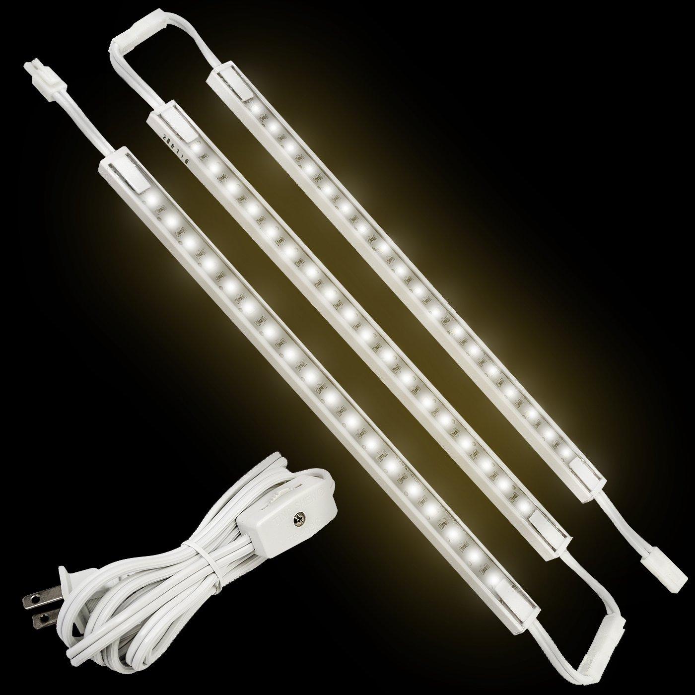 LED Concepts Under Cabinet U0026 Closet Linkable LED Light Bars