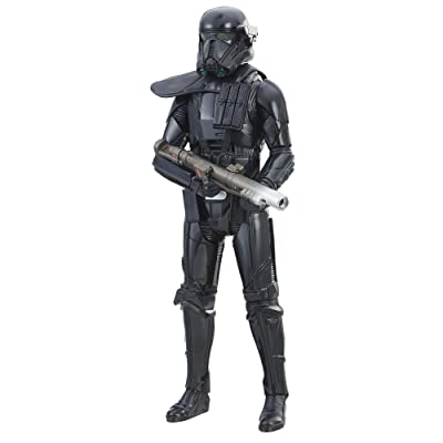 Star Wars: Rogue One Electronic Duel Imperial Death Trooper: Toys & Games