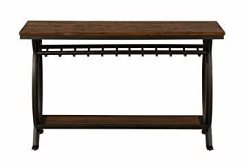Jofran: 617-4, Harper\'s Press, Sofa Table/Wine Display, 48\