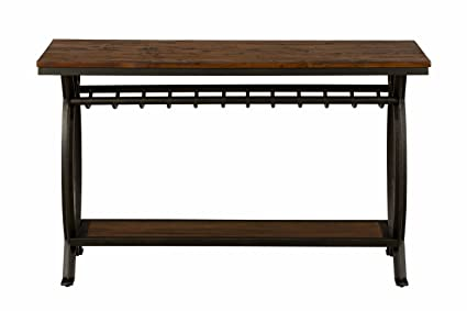 Jofran: 617-4, Harper\'s Press, Sofa Table/Wine Display, 48\