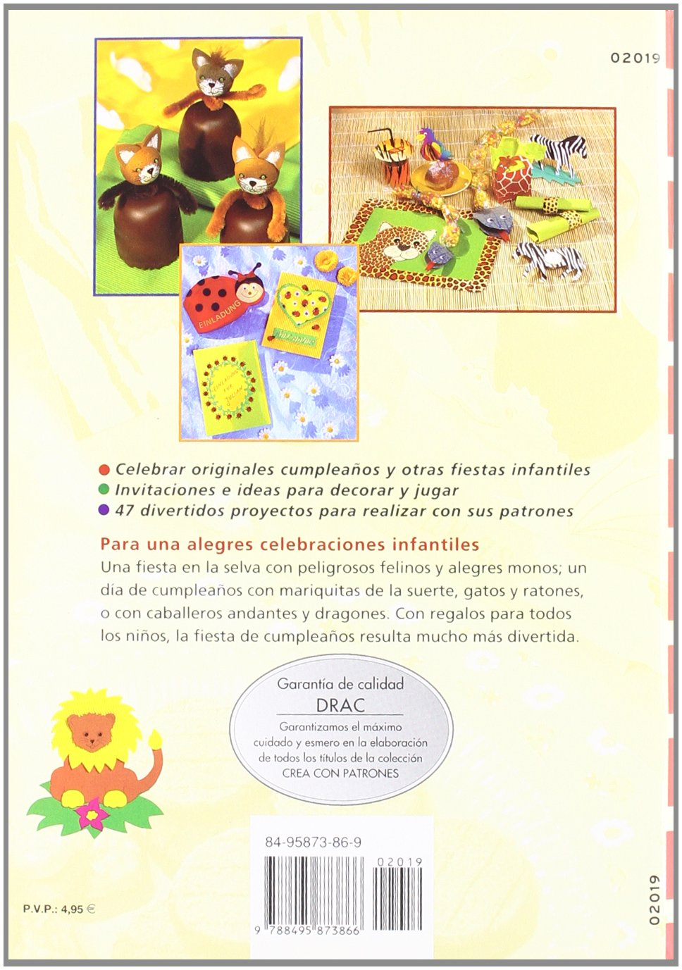 Decorar Con Papel Fiestas Infantiles (Spanish Edition): Erika Bock, Ingrid Moras: 9788495873866: Amazon.com: Books