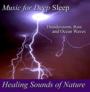 Healing Sounds of Nature - Thunderstorm, Rain and Ocean Waves
