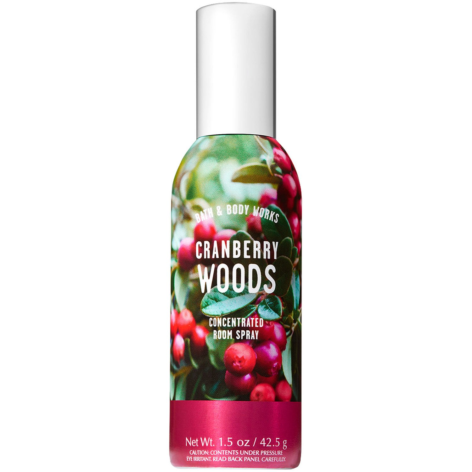 Bath and Body Works Cranberry Woods Concentrated Room Spray (2018 Edition) 1.5 Ounce