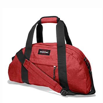 Eastpak Stand Sac de voyage, 53 cm, 32 L, Rouge (Double Denim)