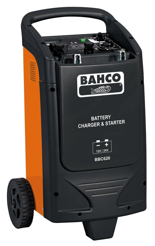 BAHCO BHBBC620 CARGADOR/ARRANCADOR 12/24V: Amazon.es ...