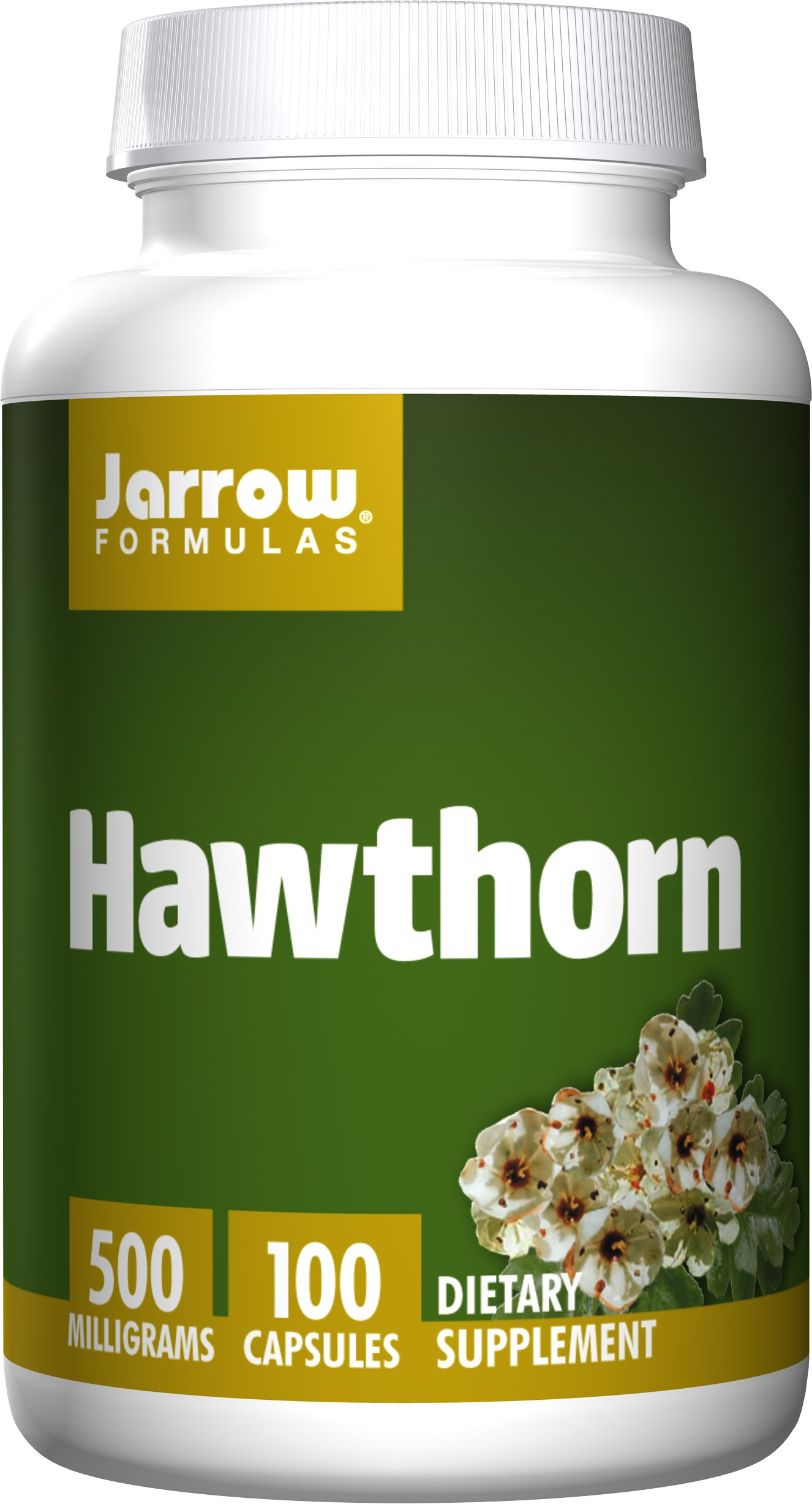 Jarrow Hawthorn 500mg