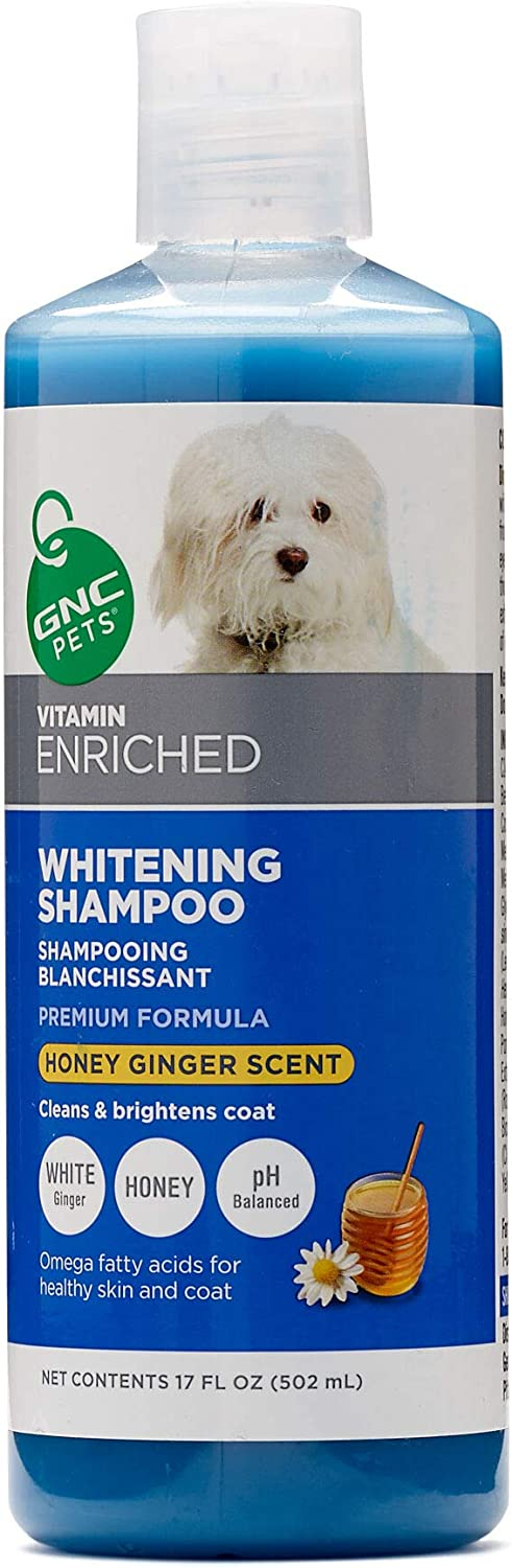 GNC Pets Medicated Itch Relief Shampoo for Dogs