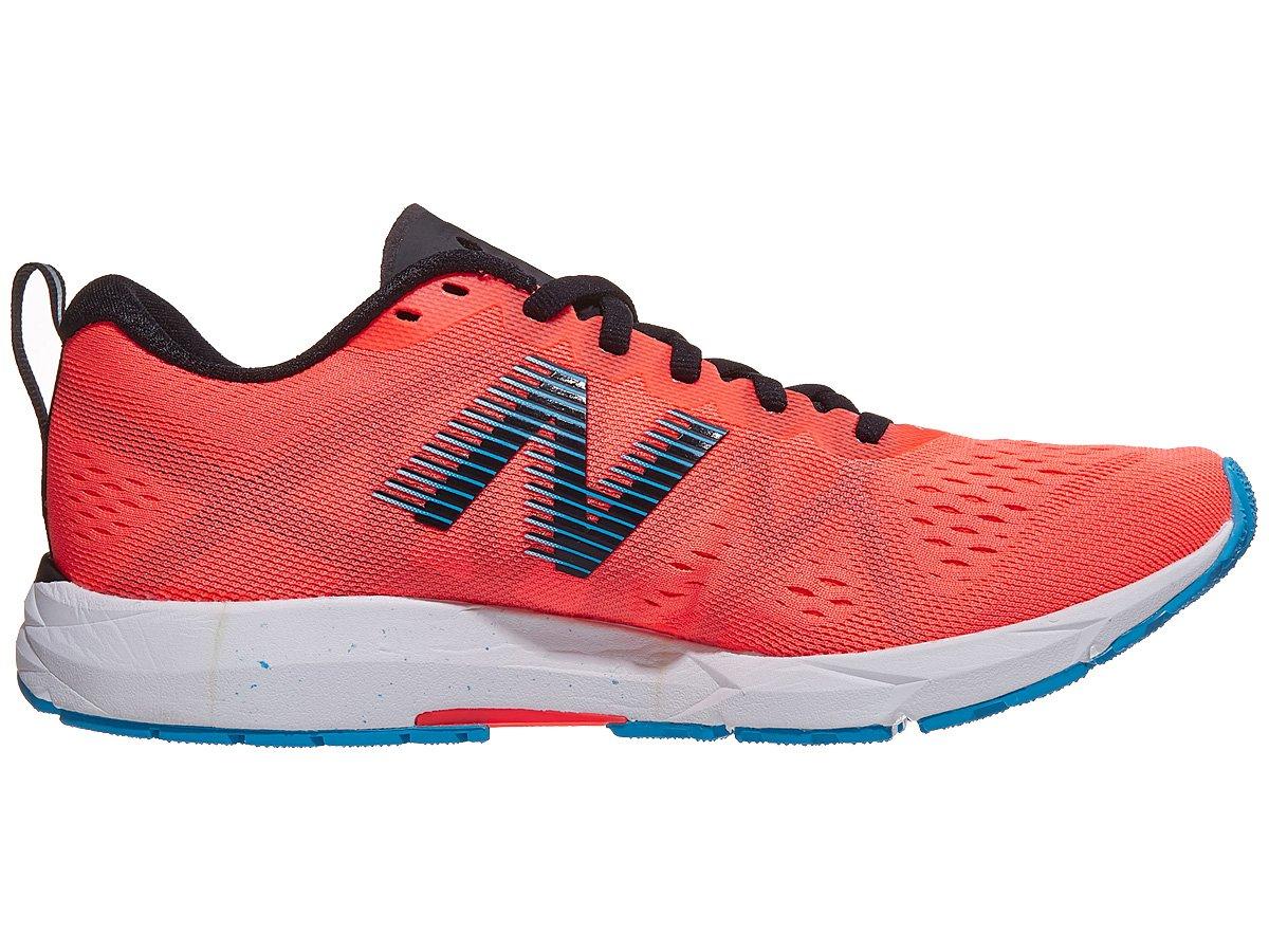 New Balance Women's 1500v4 Running Shoe B075R6YZRN 10.5 M US|Orange/Black-1