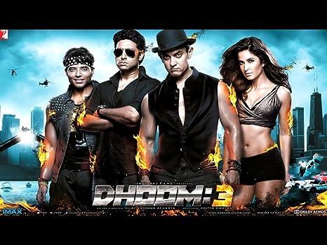 Amazon com: Dhoom 3 (Hindi Movie): Aamir Khan, Abhishek