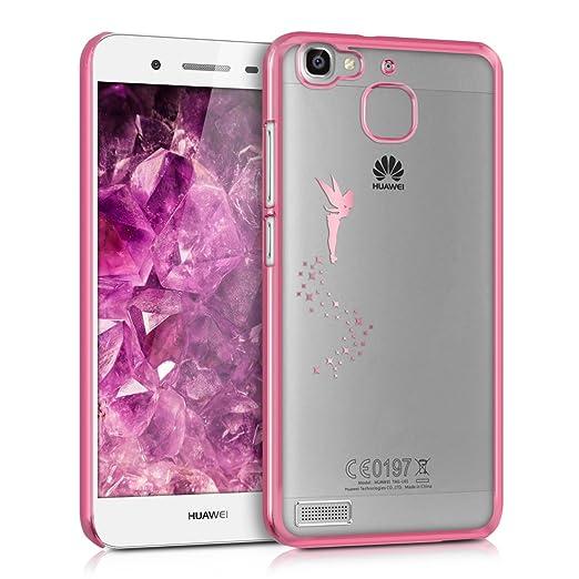 12 opinioni per kwmobile Elegante e leggera custodia Crystal Case Design fata per Huawei GR3 /