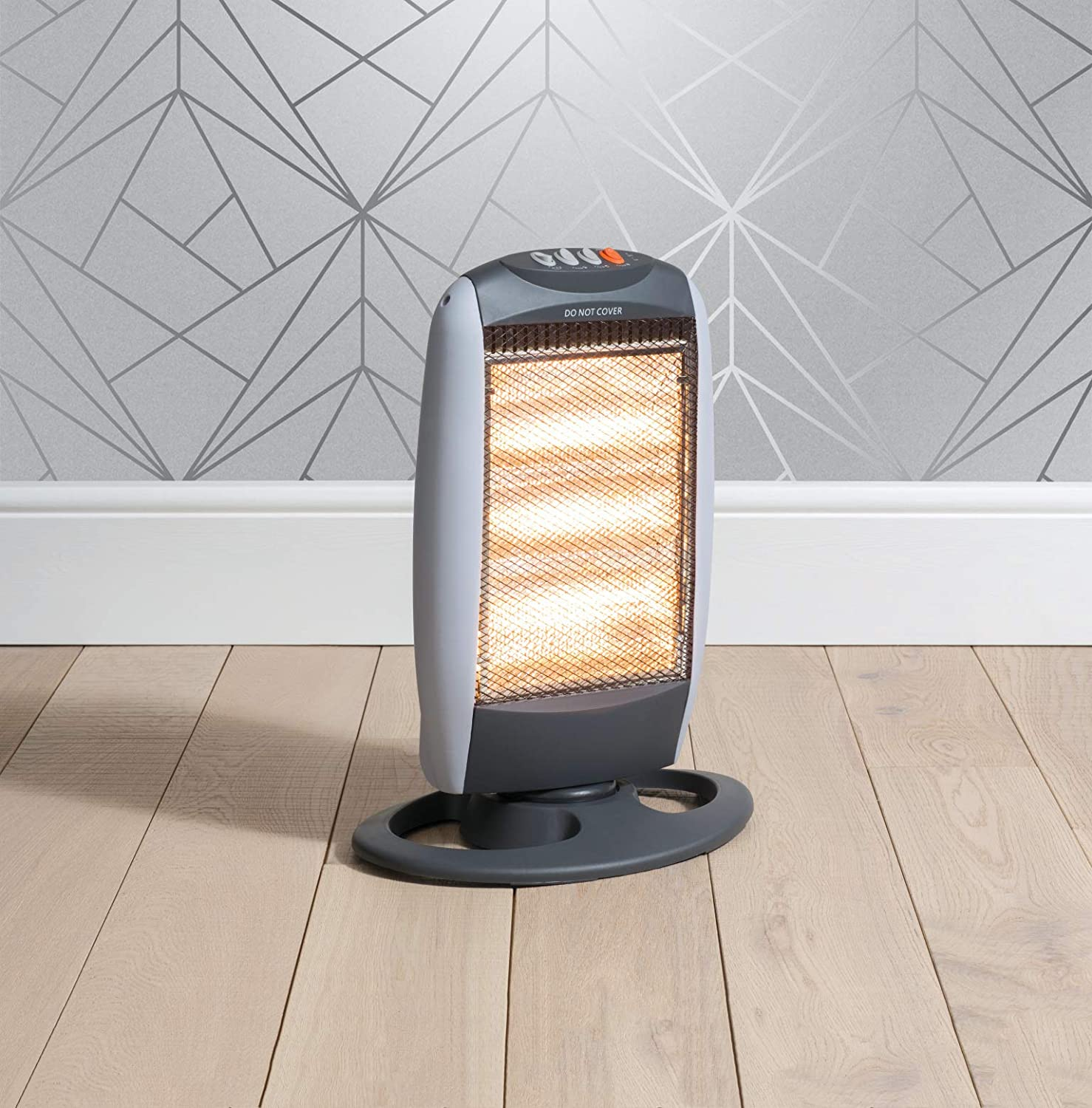 Fine Elements Oscillating Heater 1200W