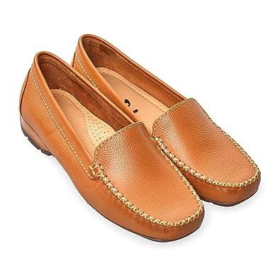 41e6089062 Van Dal Sanson Camel Leather Loafers  Amazon.co.uk  Shoes   Bags